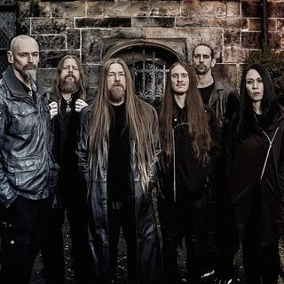 MY DYING BRIDE Interview