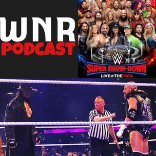 WNR182 WWE SUPER SHOW DOWN