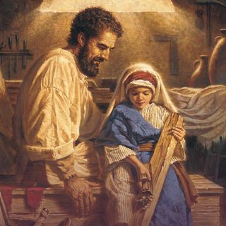 Who was Joseph, the father of Jesus?