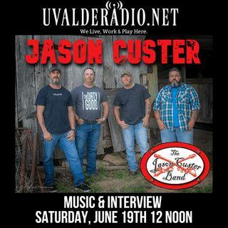 Jason Custer / June 2021