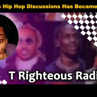 Meaningless Hip Hop Discussions Has Became Distractions