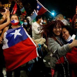 Chile abre proceso formal para cambiar la Constitución