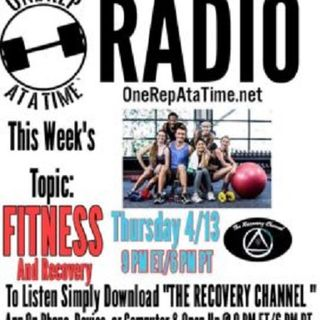 Episode 3 - Fitness & Recovery