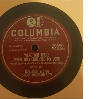 Roy Acuff, The Pale Horse and His Rider / When They Crucified My Lord