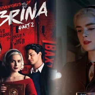 TV Party Tonight: Chilling Adventures of Sabrina (Part 2)