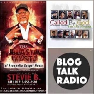 (Episode 32) - Stevie B's Acappella Gospel Music Blast