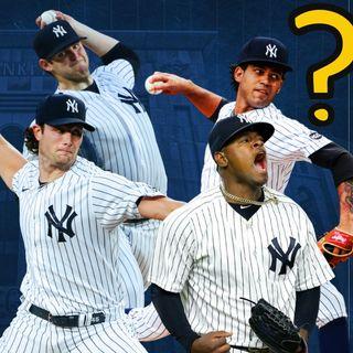 Yankees y sus posibles abridores para la temporada MLB 2021