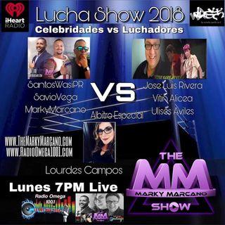Lucha Show 2018   SavioVega SunshineLogroño JoseLuisRiveraEl Sultan 