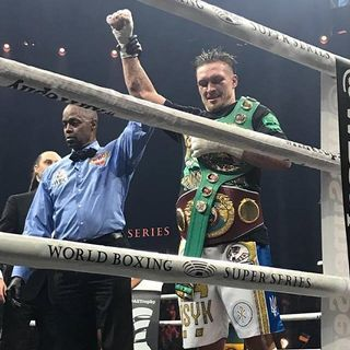 Inside Boxing Weekly Live:Fight Night Recap Matthyse, Usyk, Linares and More!