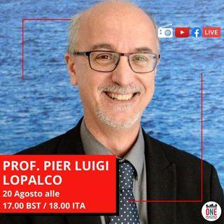 """Covid-19 Prof. Lopalco: """"In Puglia pochi ricoverati e stiamo spegnendo i focolai"""""""