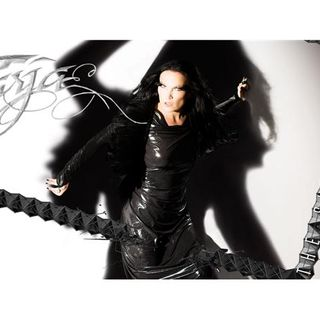 Metal Hammer of Doom: Tarja - The Shadow Self
