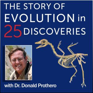 The Story of Evolution in 25 Discoveries (with Dr. Donald Prothero)