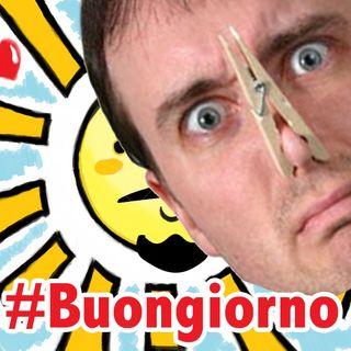 #BUONGIORNO - L'omo ha da puzzà!?