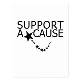 Find a Cause to Support
