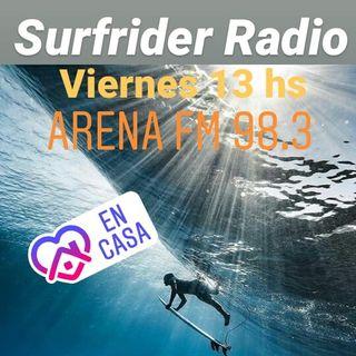Surfrider Radio  Programa 41 del 5to ciclo (12 de Junio)