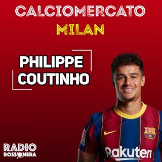 CALCIOMERCATO MILAN: COUTINHO, I MOTIVI PER CUI FAREBBE COMODO AL MILAN