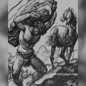 Como se construyo la muralla de Asgard. Mitología Nórdica Pt.8