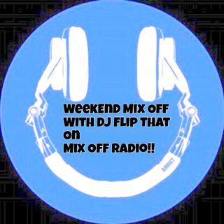 WeekEnd Mix Off 4/24/20 (Live DJ Mix)