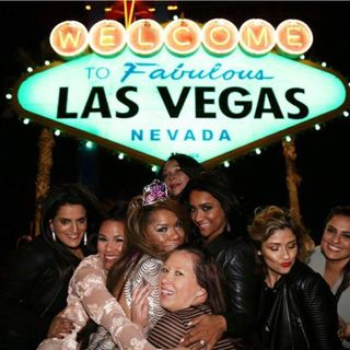 DT101Vegas goes deep w/HurricaneKatrina The Next Top Model
