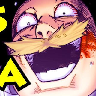 HE JUST ENDED THEM!! Plus Ultra Shigaraki is SUPER HUMAN! | My Hero Academia / Boku no Hero / MHA