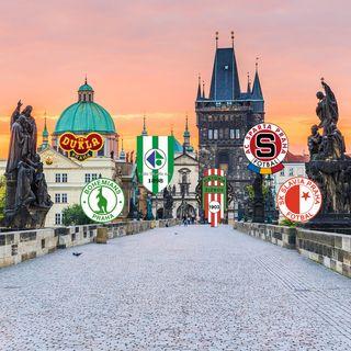 Capítulo 20: El Fútbol en Praga