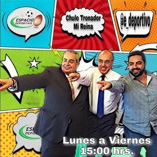 """Hoy Presentamos """"Usted nos da el Nombre y nosotros lo difamamos"""" en Espacio Deportivo de la Tarde 14 de Octubre 2020"""