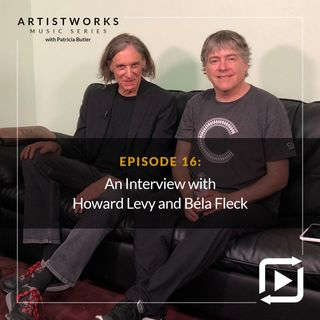 An Exclusive Interview with Howard Levy and Béla Fleck