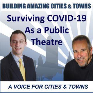 Surviving COVID-19 as a Public Theatre