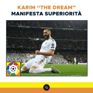 "Podcast Liga: Karim ""The Dream"" manifesta superiorità"