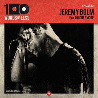 Jeremy Bolm from Touche Amore