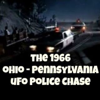 UBR - UFO Report 134: 86-Mile UFO Chase From 1966 Still Unexplained and DC Conference