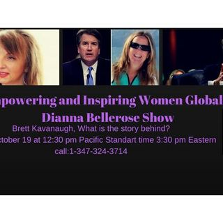 Empowering and Inspiring Women Globally- Brett Kavanaugh and the Story behind...