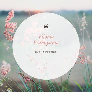 Viloma Pranayama o respiro Frazionato