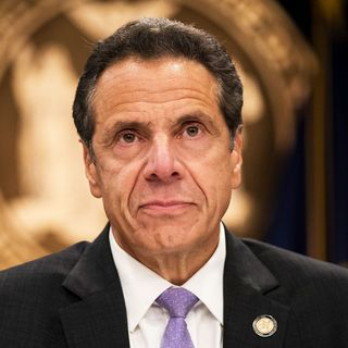 Cuomo Leaves Office