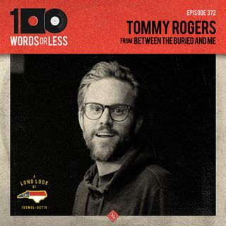 Tommy Rogers from Between the Buried and Me