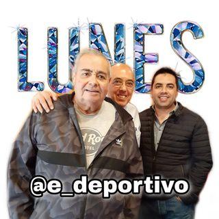 Iniciando semana con el trío de locos en Espacio Deportivo de la Tarde 29 de Junio 2020