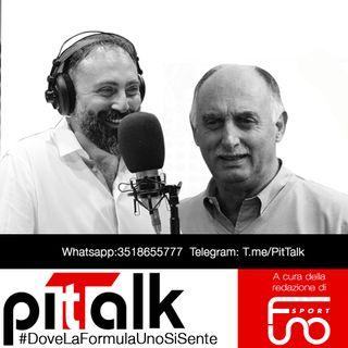 Pit Talk - F1 - I segreti del motore turbo ibrido
