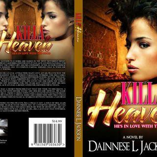 Author Spotlight - Dainnese Jackson