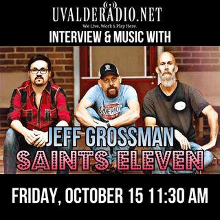 Jeff Grossman, Saints Eleven / October 2021