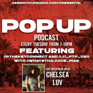 #PopUpPodcast By: @pttheconnect & @j1_ptp_ceo