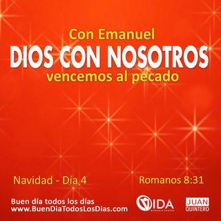 DEVOCIONAL DE NAVIDAD 4 – EN JESÚS LA VICTORIA ESTÁ GARANTIZADA