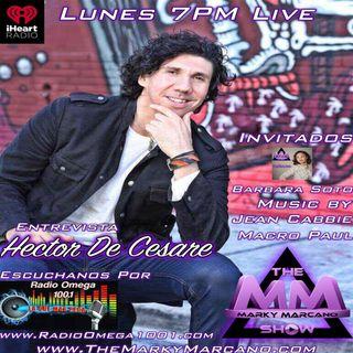 Tonight   Hector De Cesare   BarbaraSoto RadioBlog  