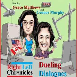 Valentine's Day Special With Gennifer Flowers - Dueling Dialogues Ep. 73