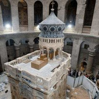 Radio News Round-Up: Jesus' Tomb Reopens and Capitol Hill