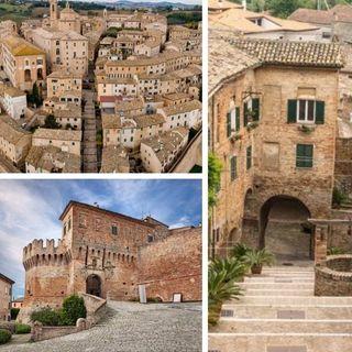 Corinaldo: esploriamo uno dei borghi più belli della provincia di Ancona