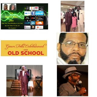 The Kevin & Nikee Show - Arron Sisco aka Old School -  Comedian, Entertainer and Entrepreneur