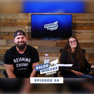 Sales Wolves Podcast Episode 88 | Time Management