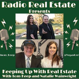 Keeping Up With Real Estate w/Tony Keep & Natalie Wainwright 04-12-18