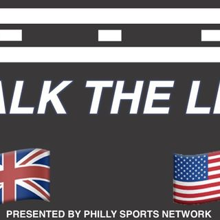 The 'Walk The Line' Podcast EP 1: Ball Brother burglary, A Soccer debate and trusting the process