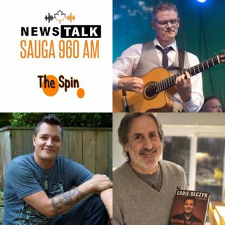 The Spin - April 20, 2020 - Musical Journey with Jesse Cook & Backyard Improvement Tips
